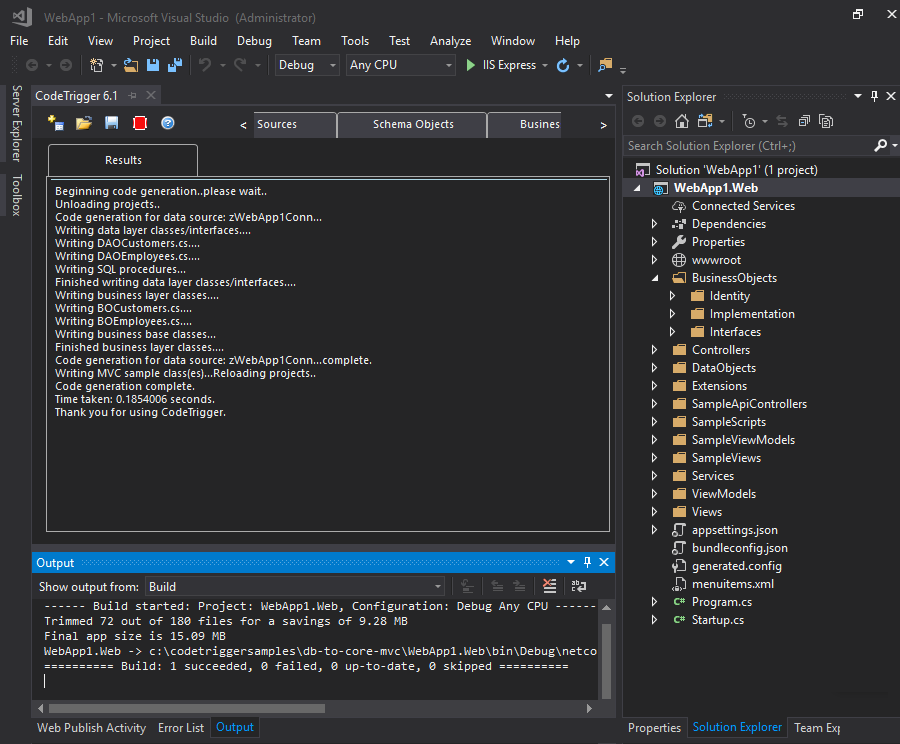 Mvc File Explorer